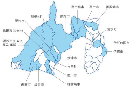 行政福祉サービス静岡県実績